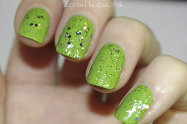 20130519-sally hansen grass slipper (3)