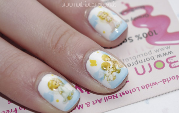 20140105-Angel water decals review for Born Pretty Store (2)