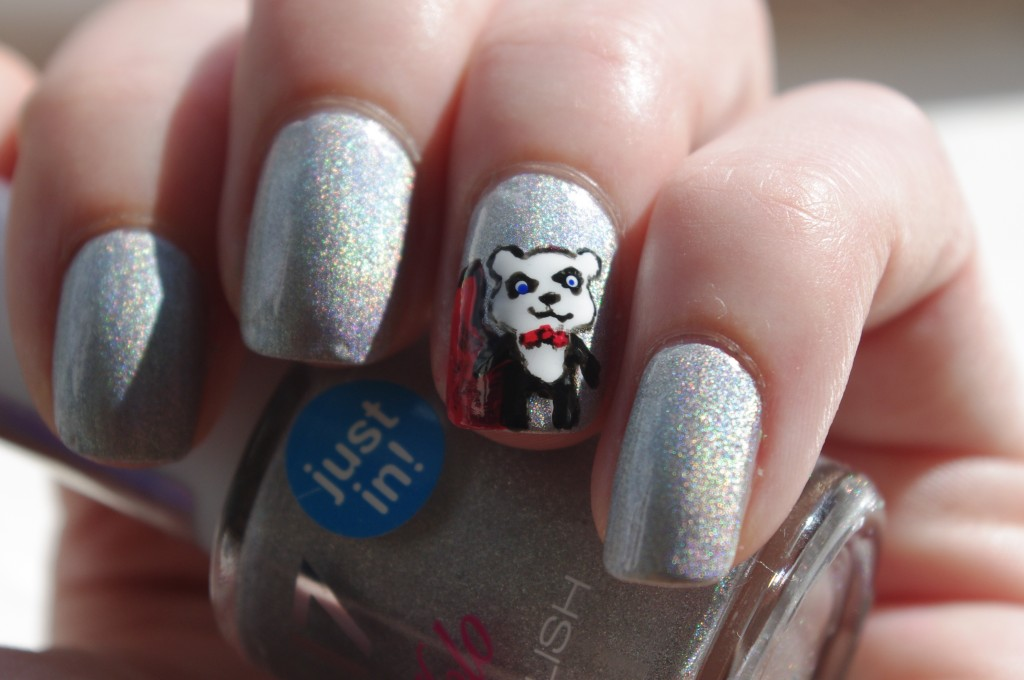 Supernatural panda nails (2)
