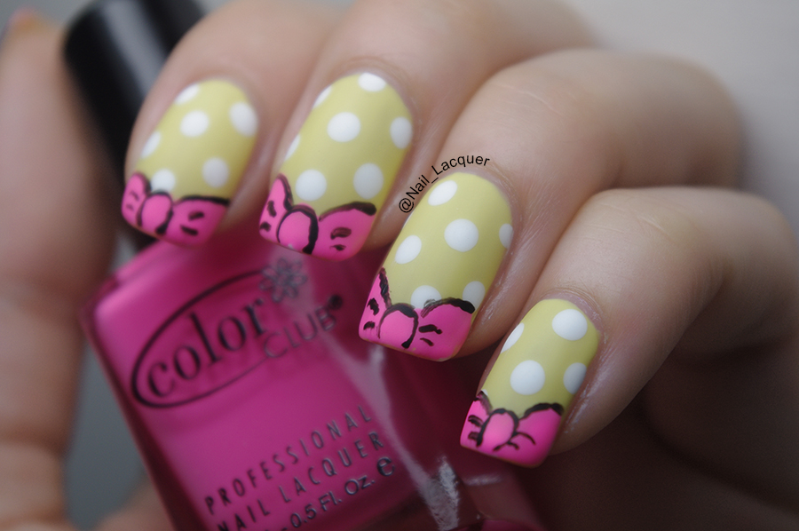 Daisy-duck-nail-art (3)