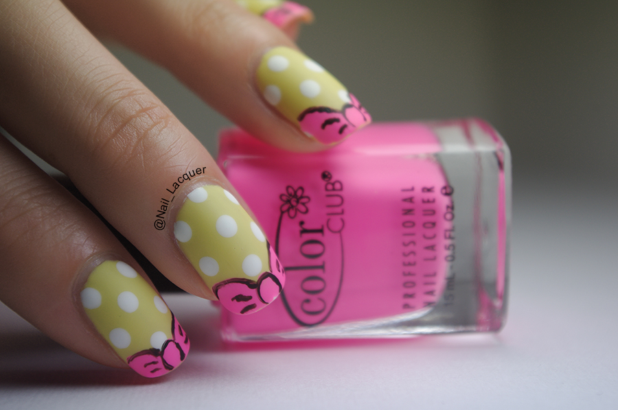 Daisy-duck-nail-art (6)