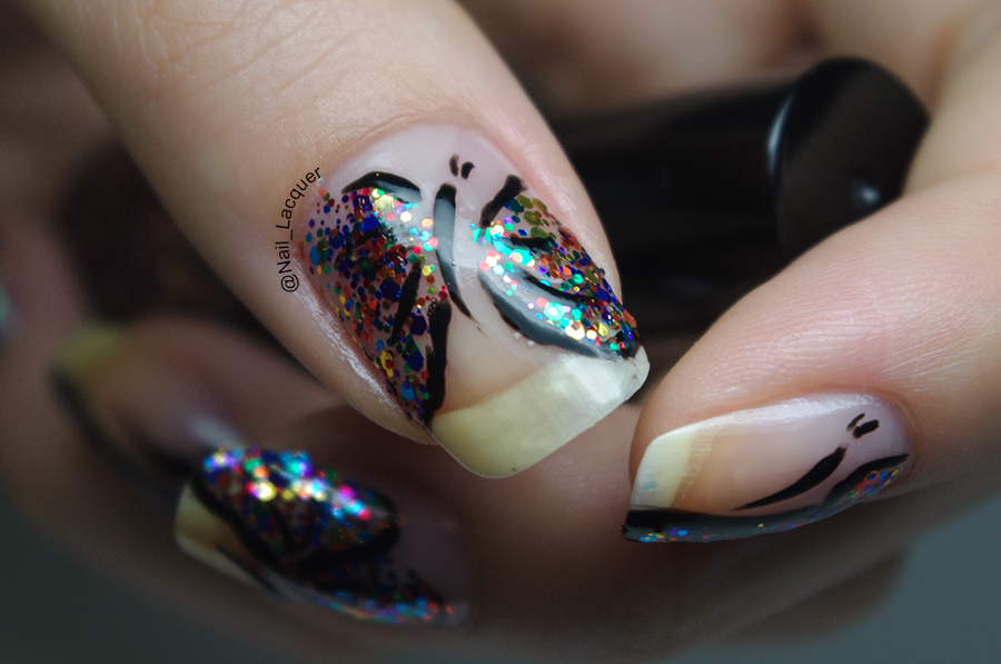 colorful-Butterfly-nail-art (2)