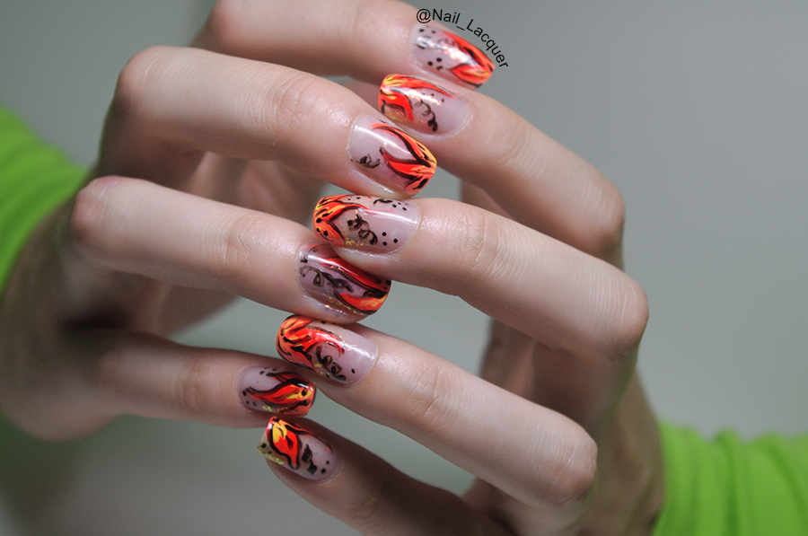 fire-flower-nail-art (3)
