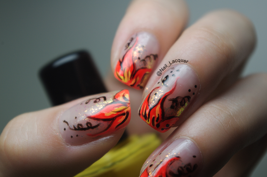 fire-flower-nail-art (4)