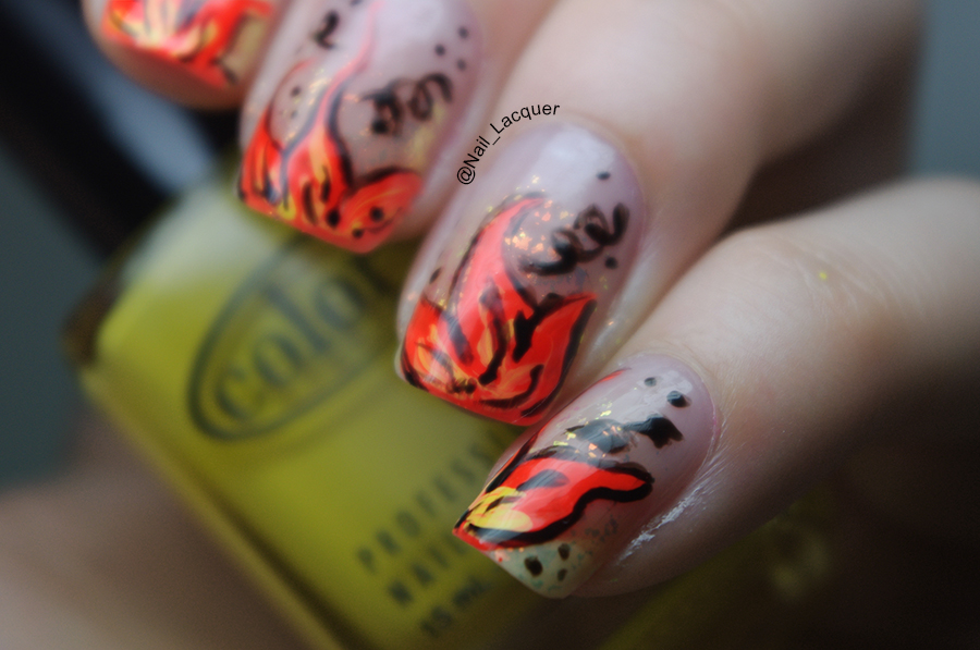 fire-flower-nail-art (6)