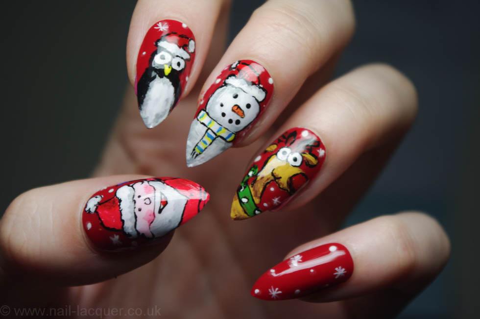 christmas-nail-art (4)