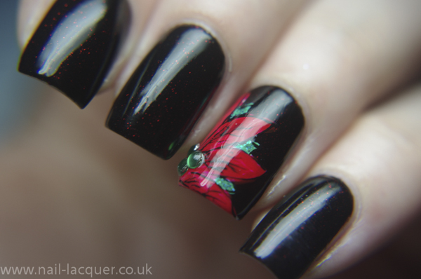 20131206-Poinsettia-nail-art (5)