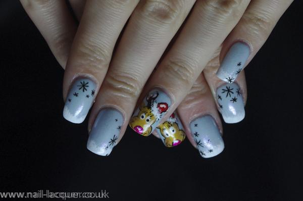 20131222-reindeer-nail-art (7)