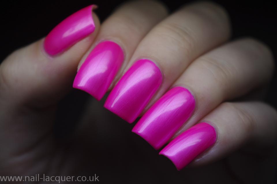 Jess nail polish review - Nail Lacquer UK