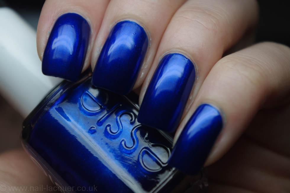 Snowflake nail art - Nail Lacquer UK