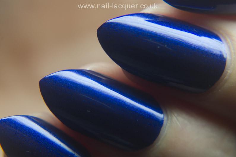 GlamLac Navy Pearl | Nail Lacquer UK | Bloglovin\'