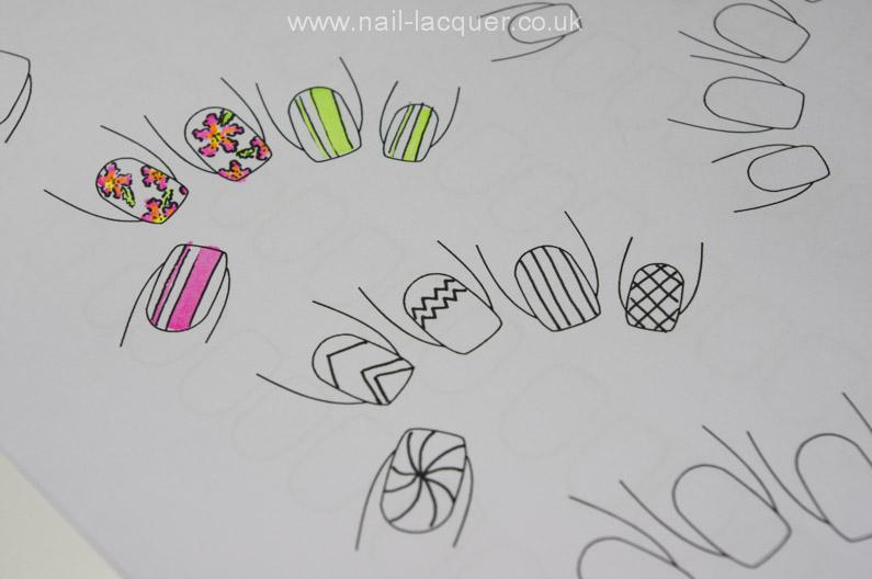 nail-art-template (4)