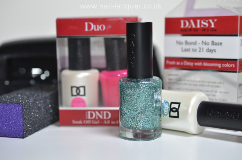 Daisy soak off gel polish swatches
