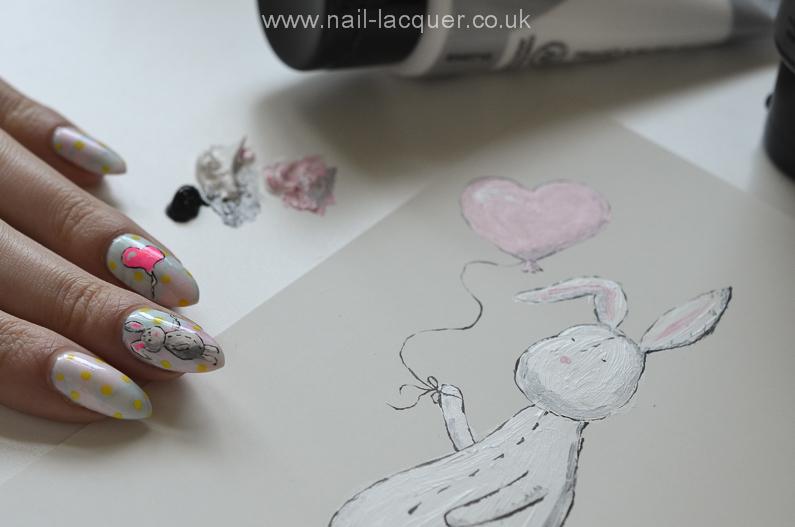 bunny-nail-art (3)
