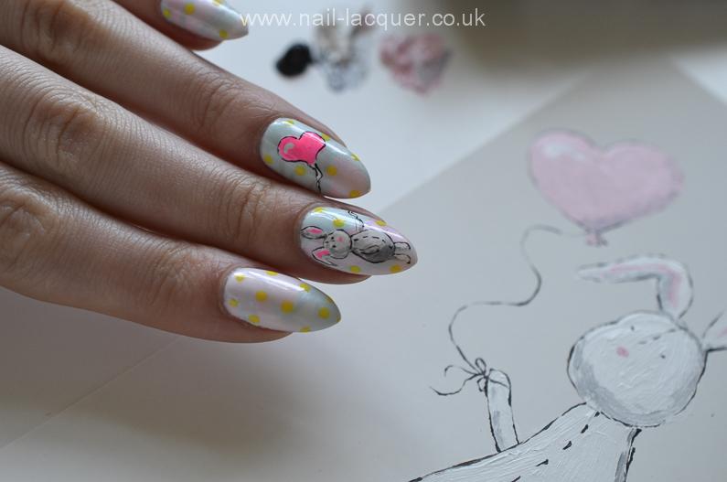 bunny-nail-art (4)