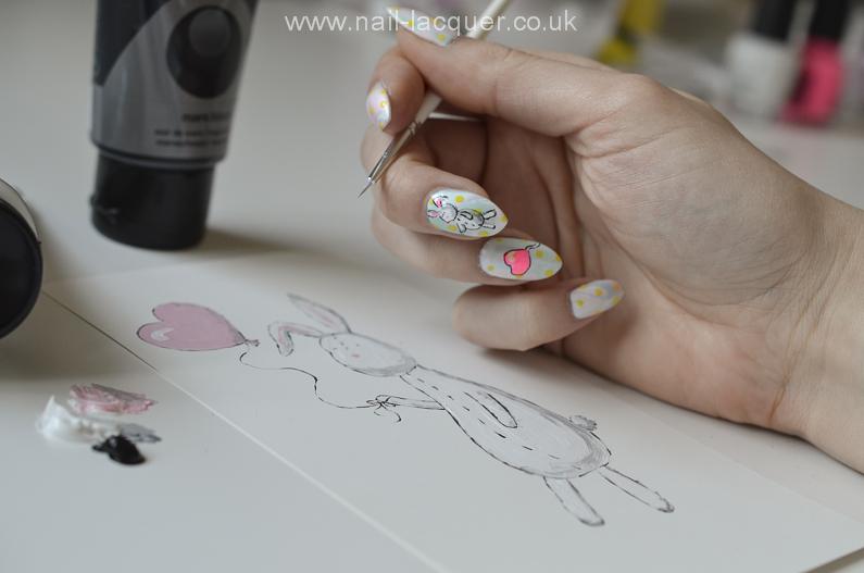 bunny-nail-art (5)
