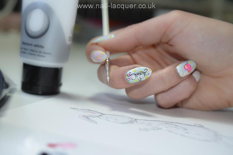 bunny-nail-art (7)