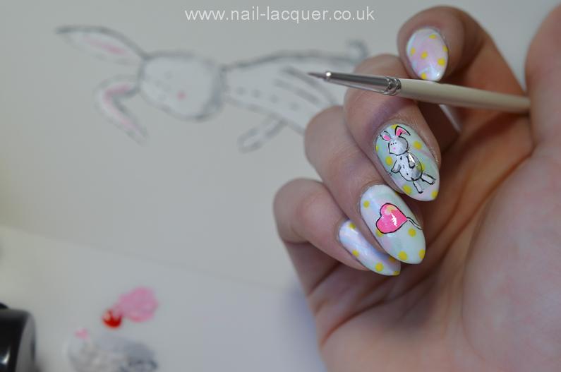 bunny-nail-art (8)