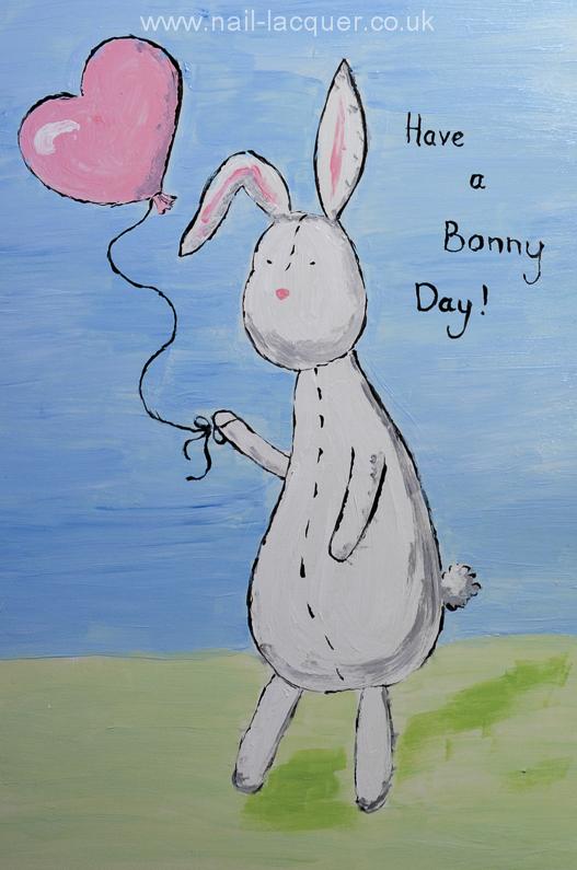 bunny-nail-art
